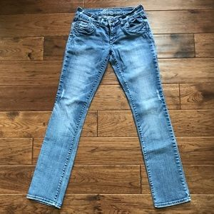 Delia's Morgan Straight Leg Denim